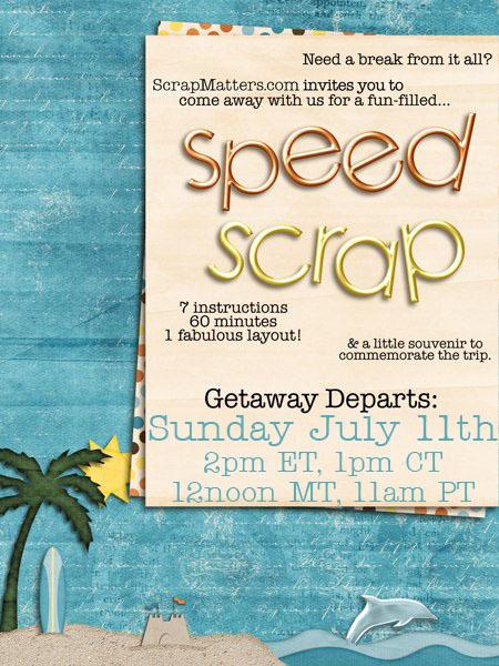 Speedscrap